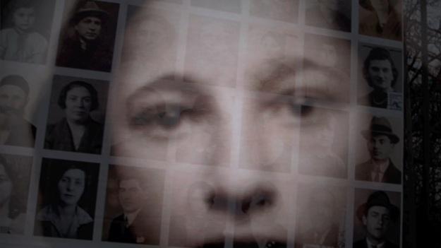 Régine Krochmal - portraits from Transport XX. Image: Michel van der Burg