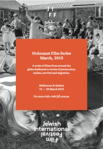 Holocaust Film Series 2015 of the Jewish International Film Festival in Australia