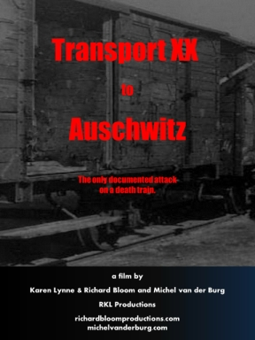 Transport XX to Auschwitz - Poster