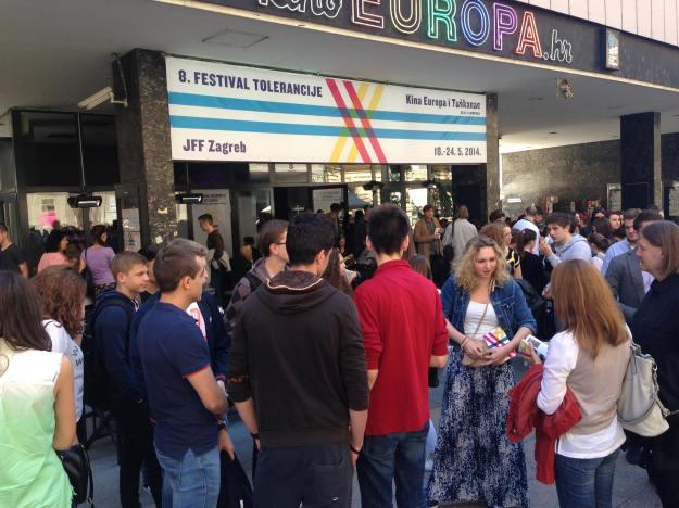 8th Festival of Tolerance - Cinema Europa, Zagreb, Croatia