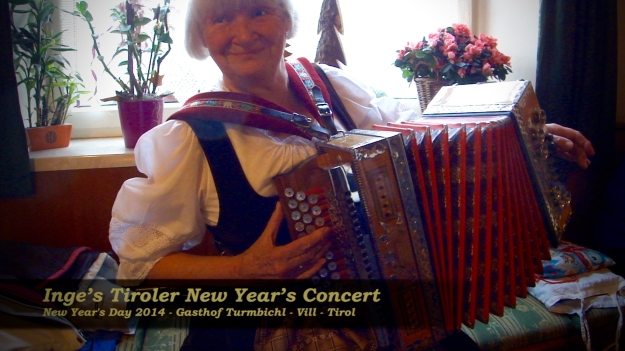 Inge's Tiroler New Year's Concert